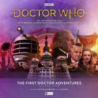 First Doctor Adventures 4 CD