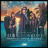 Tropical Beach Sounds CD