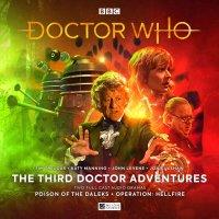 Third Doctor Adventures 6 CD