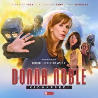 Donna Noble - Kidnapped CD