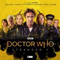 8th Doctor Stranded 1 CD