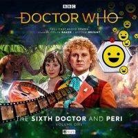 Sixth Dcotor & Peri 1 CD