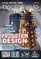 DWM Special 55 Production Design Book (Paperback)