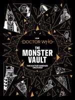 Monster Vault Book (Hardback)