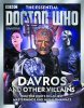DWM Special Davros and Other Villains