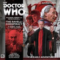 Early Adventures 3.3: Ravelli Conspiracy CD