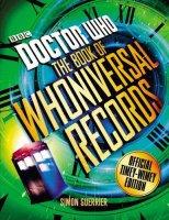 Book of Whoniversal Records Book (Hardback)