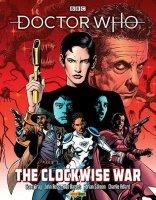 Clockwise War Book (Paperback)
