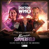 New Adventures of Bernice Summerfield 4 Ruler of the Universe CD