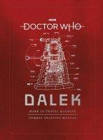 Dalek Combat Training Manual Book (Hardback)