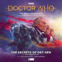 Early Adventures 7.2 Secrets of Det-Sen CD