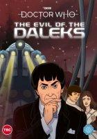 Evil of the Daleks DVD